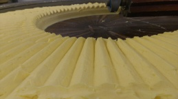 Butter kneaded