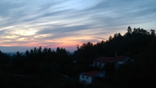 Sunset over Chilrao